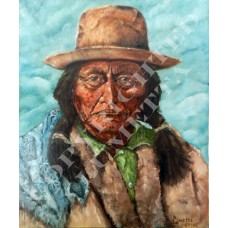 War Clouds - Sitting Bull
