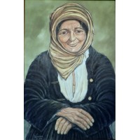 Greek Peasant Woman